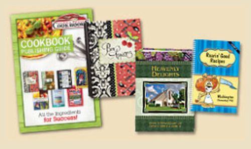Morris Press Cookbooks