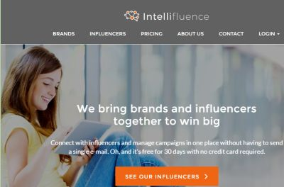 Intellifluence Influencers