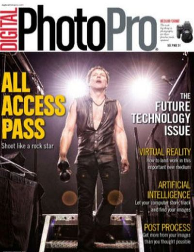 ValueMags Digital Photo Pro Magazine