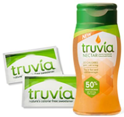 Truvia Natural Sweetener and Nectar