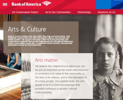 Bank of America Museums on Us Free Museum Admission