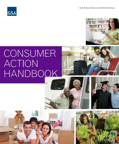 Publications.USA.gov 2016 Consumer Action Handbook