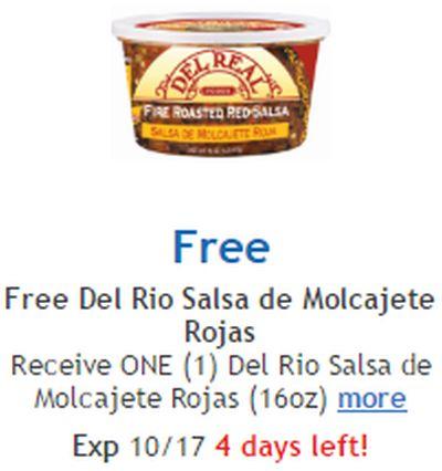 Ralphs Del Rio Salsa de Molcajete Rojas