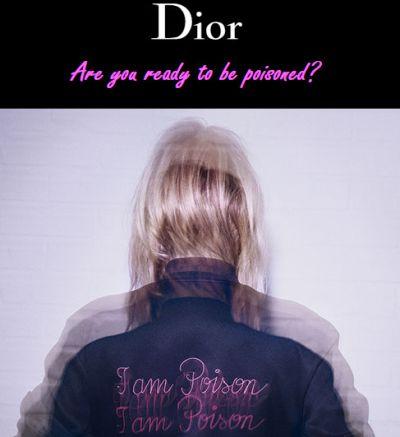 Dior Free Poison Perfume