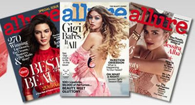 RewardsGold Free Subscription to Allure Magazine - US