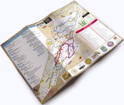 Appalachian Backroads Free Map - US
