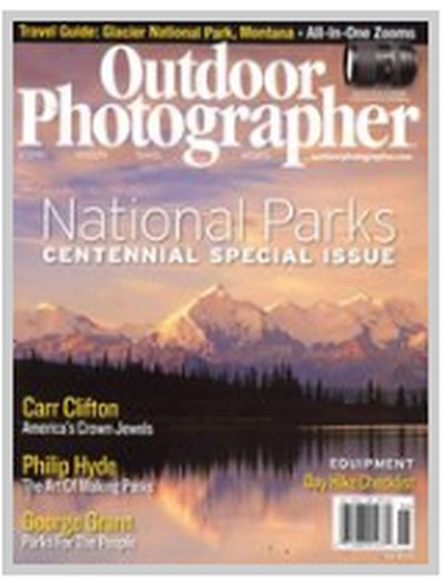 freebizmag Free One Year Subscription to Outdoor Photographer Magazine - US