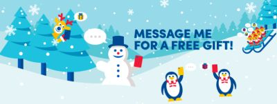 PepsiMoji Holiday White Elephant Free Gift - Exp. December 20, 2016, US