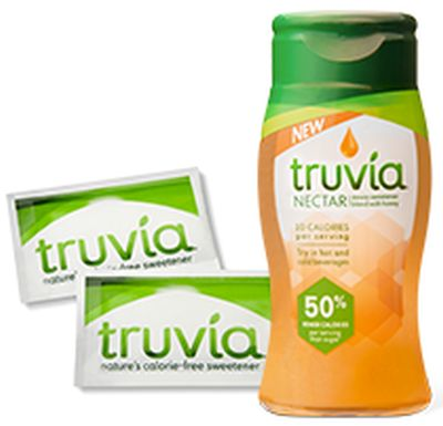 Truvía Natural Sweetener and Truvia Nectar Free Samples - US