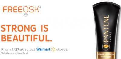 Freeosk Free Pantene Pro-V Expert Collection Sample at Walmart - US
