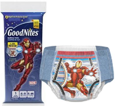 GoodNites Bedtime Pants for Kids Free Sample - US