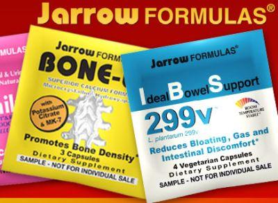 Jarrow Formulas Free Supplement Samples - US