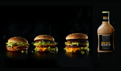 McDonald's Free Bottle of Big Mac Special Sauce at Selected Locations and Online - January 26, 2017, US
