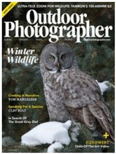 Mercury Magazines Free Subscription to Outdoor Photographer Magazine - US