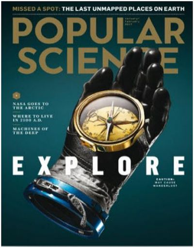 ValueMags Free One Year Subscription to Popular Science Magazine - US
