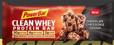 PowerBar Clean Whey Protein Bar Free Sample - US