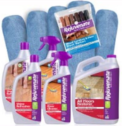 Rejuvenate Cleaning Products Free Sample - US