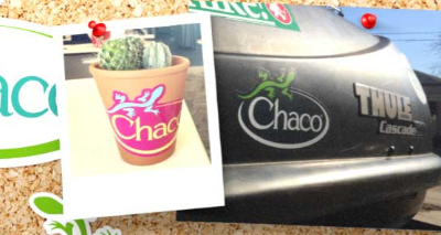 Chaco Free Stickers - US