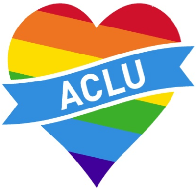 ACLU Free LGBT and HIV Stickers, Wallet Cards and Resources - US