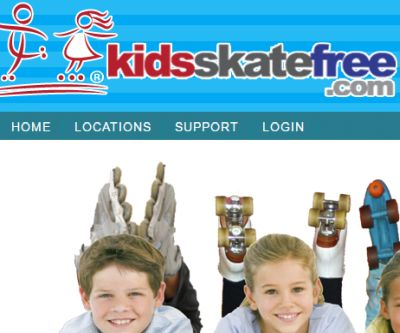 KidsSkateFree.com Free Nationwide Rollerskating - US