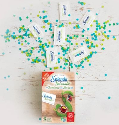Splenda Sweetener Free SPLENDA Naturals Stevia Sweetener - US