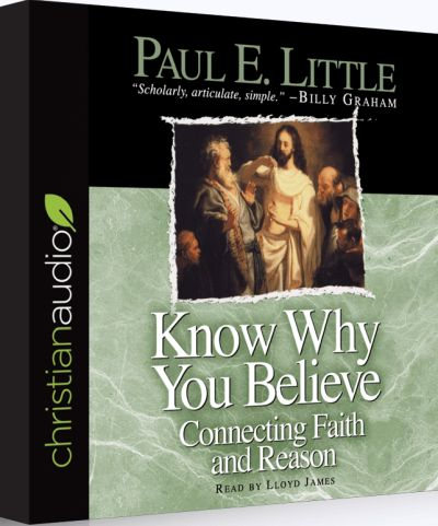 ChristianAudio.com Fre Know Why You Believe Audio Book Download