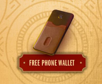 Black & Mild Free Phone Wallet - US Smokers