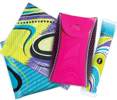 U by Kotex Free Fitness Tampons and Pads Packs - US
