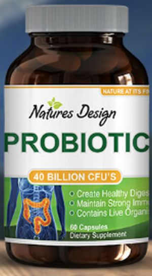 Natures Design Free Natural Supplements - Canada and US