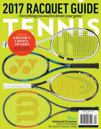 ValueMags Free One Year Subscription to Tennis Magazine - US