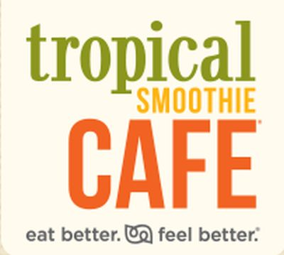 Tropical Smoothie Cafe Free Sunshine Smoothie on June 16,  2017 from 2-7pm