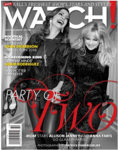 ValueMags Free One Year Subscription to CBS Watch! Magazine - US