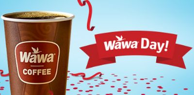 Wawa Free Coffee on Wawa Day #WawaDay - April 13, 2017