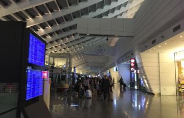 台湾桃園国際空港
