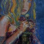 keltische Schwertkämpferin