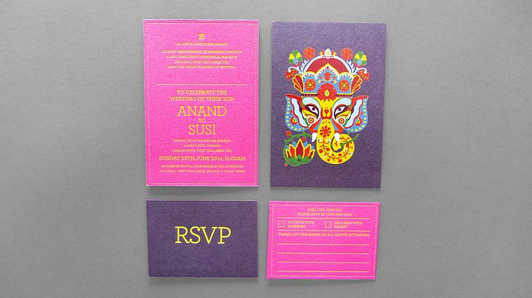 Wedding Invitations F1236nz