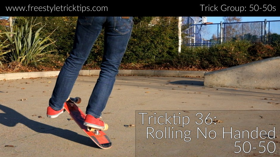 Rolling No Handed 50 50 Featured Image