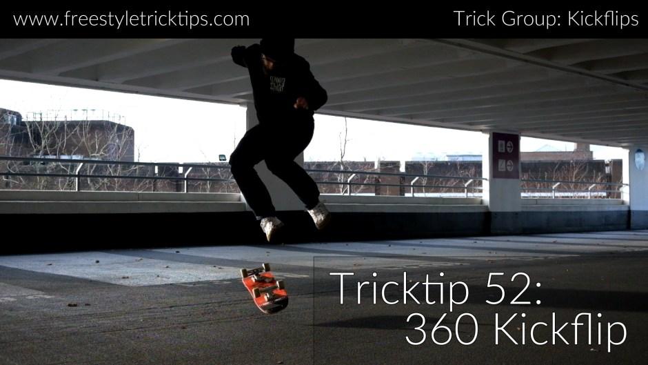 360 Kickflip Featured Image