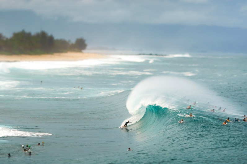 The World Title may have already been decided (Congrats, John John!), but high drama - from surfers closing in on qualification to who will win the Vans Triple Crown - still remains as the 2016 winter season kicks off. Koa Rothman Photo: Shane Grace