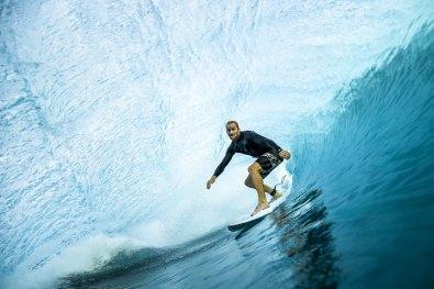 Mikey O'Shaugnessy, Tahiti. Photo: Ben Thouard