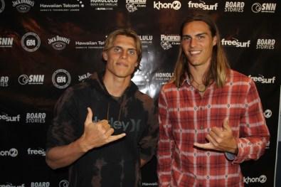 Koa and Travis Smith
