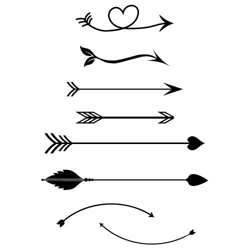 Download Free SVG Files | SVG, PNG, DXF, EPS | Arrows Designs