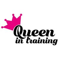 Quote Queen In Training SVG