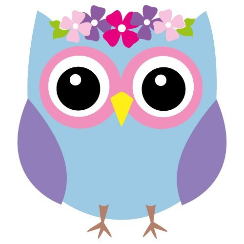 Download Free SVG Files | SVG, PNG, DXF, EPS | Owl Flowers