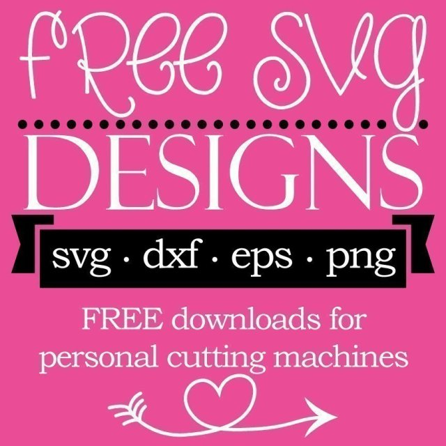 FREE SVG DESIGN DOWNLOADS our purpose is to provide Free cut files for personal cutting machines like Cricut, Silhouette and Brother Scan and Cut. Visit our site for new designs daily!