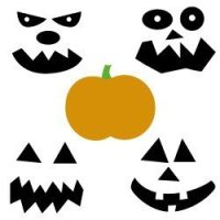 Free svg cut files Halloween punpkin faces. FREE downloads includes SVG, EPS, PNG and DXF files for personal cutting projects. Free vector / printable / free svg images for cricut