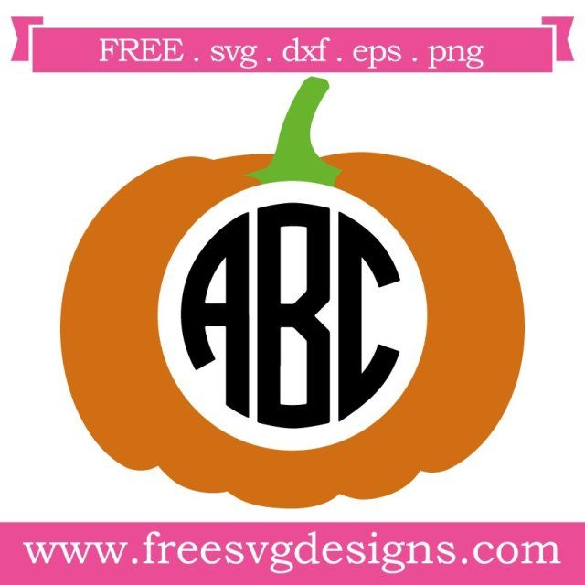 Free svg cut files pumpkin monogram frame. FREE downloads includes SVG, EPS, PNG and DXF files for personal cutting projects. Free vector / printable / free svg images for cricut