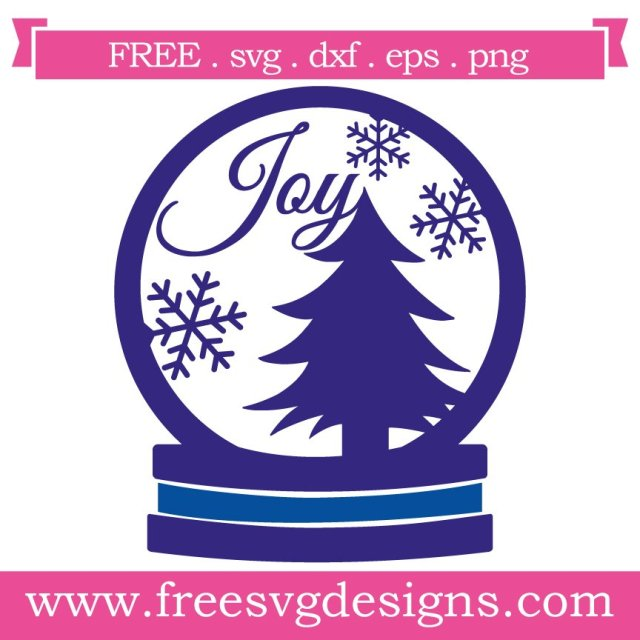 Free Christmas snow globe cut files at www.freesvgdesigns.com. FREE downloads includes SVG, EPS, PNG and DXF files for personal cutting projects. Free vector / printable / free svg images for cricut