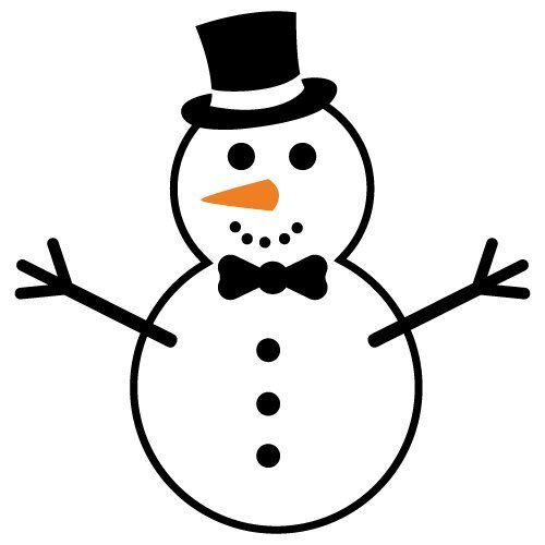Free snowman cut files at www.freesvgdesigns.com. FREE downloads includes SVG, EPS, PNG and DXF files for personal cutting projects. Free vector / printable / free svg images for cricut
