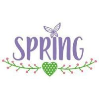 Free Spring cut files at www.freesvgdesigns.com. Our FREE downloads includes OTF, TTF, SVG, PNG and DXF files for personal cutting projects. Free vector / printable / free svg images for cricut